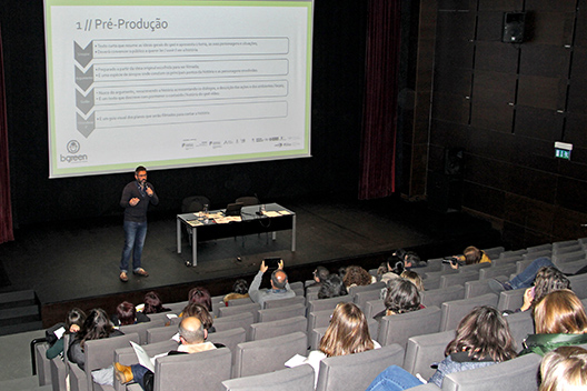 oficina promove workshop de video no seminario eco escolas 02